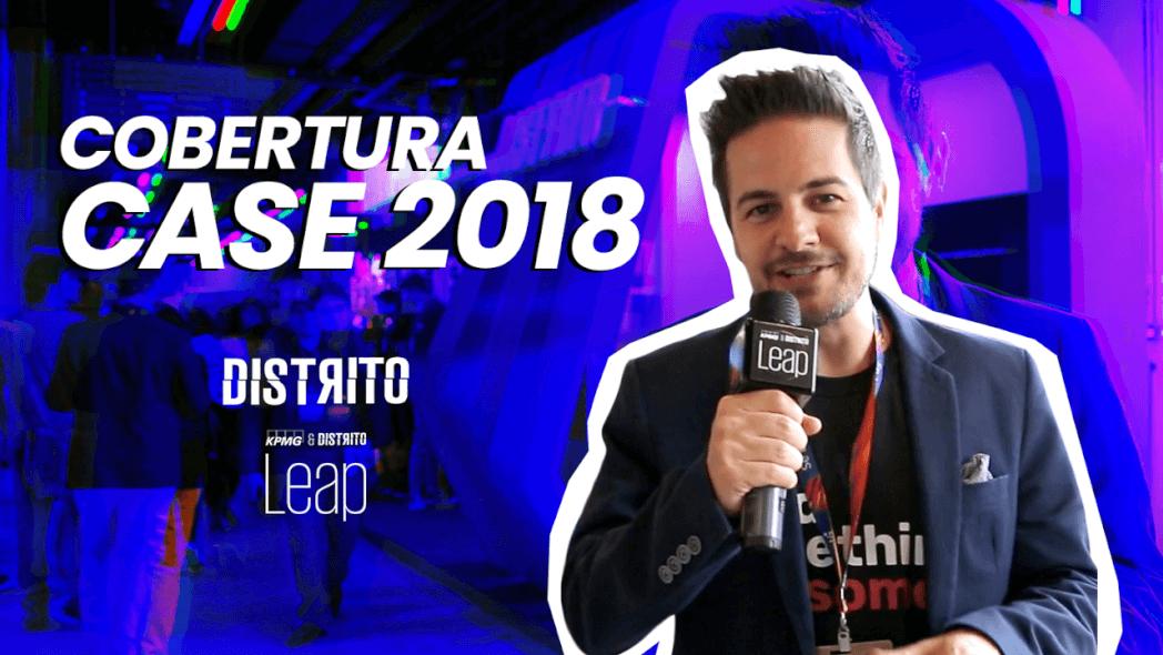 Cobertura CASE 2018