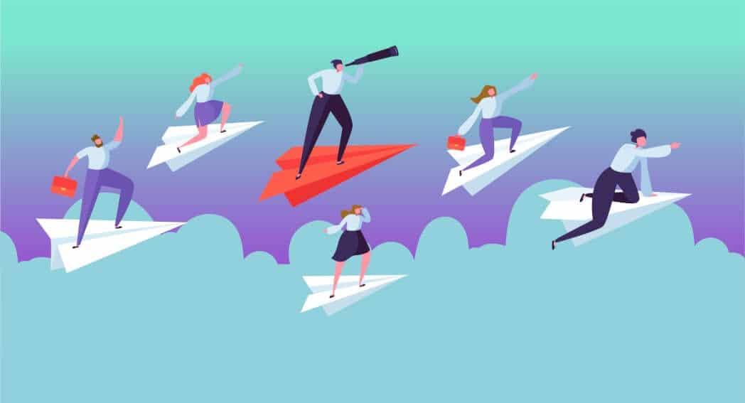 Como liderar no mercado de inovação empresarial