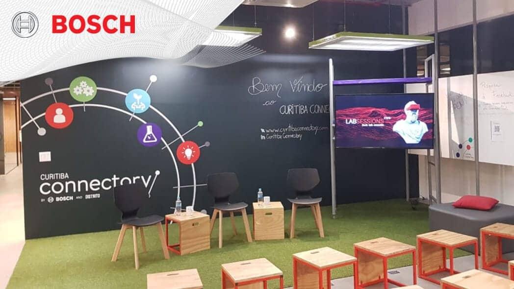 Curitiba Connectory: o primeiro espaço de inovação da Bosch na América Latina