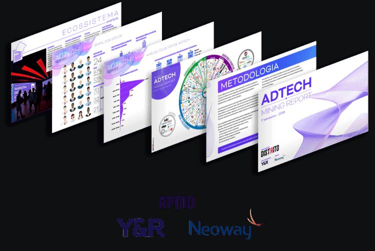 AdTech Report - relatório startups de publicidade MarTech