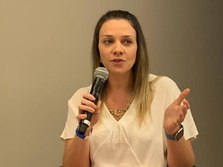 Juliana Machado, gerente de Operações no QuintoAndar