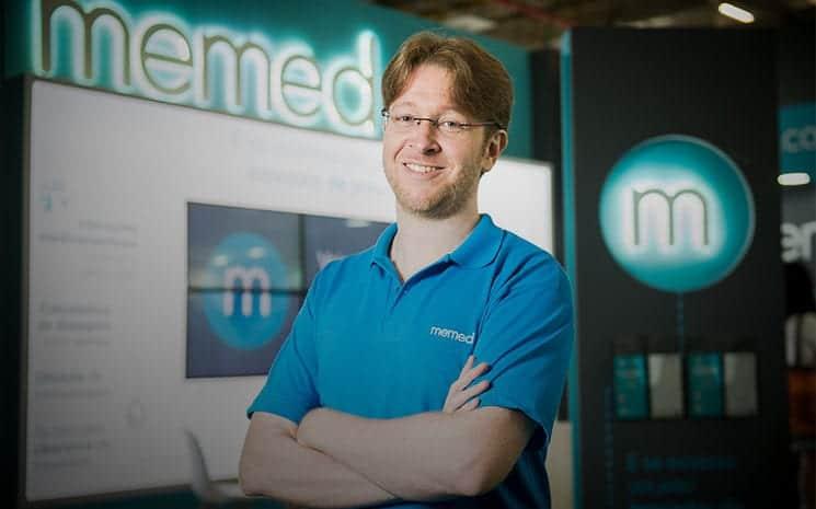 CEO da Memed conta como foi aporte de US$ 5 mi pelo fundo DNA Capital