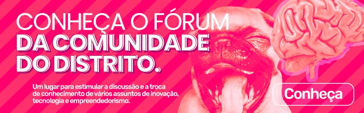 FÓRUM DA COMUNIDADE DISTRITO