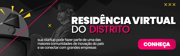 Programa de residência virtual do Distrito.