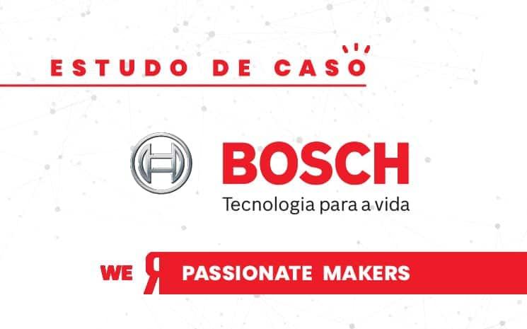 Jornada de inovação da Bosch: do intraempreendedorismo ao Open Innovation