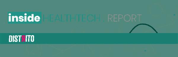 banner divulgando o Inside Healthtech Report.