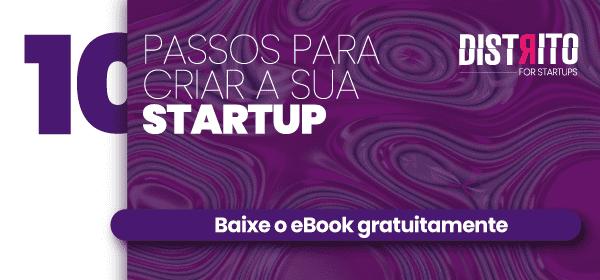 10 passos para criar a sua startup