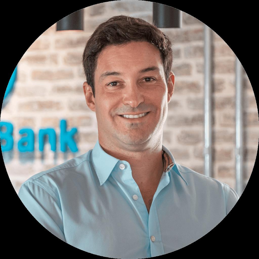 Rodrigo Borges, Founder e CEO do Social Bank