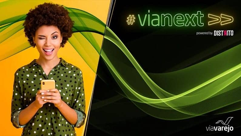 Via Next: Distrito e Via Varejo lançam programa de inovação aberta