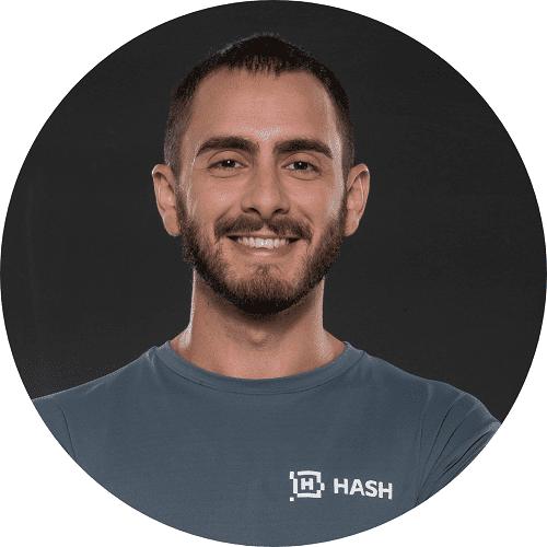 João Miranda, CEO e fundador da Hash
