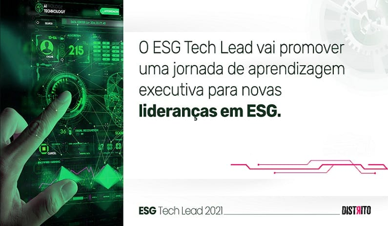 ESG: Distrito realiza evento para promover a adoção de práticas socioambientais nas corporações