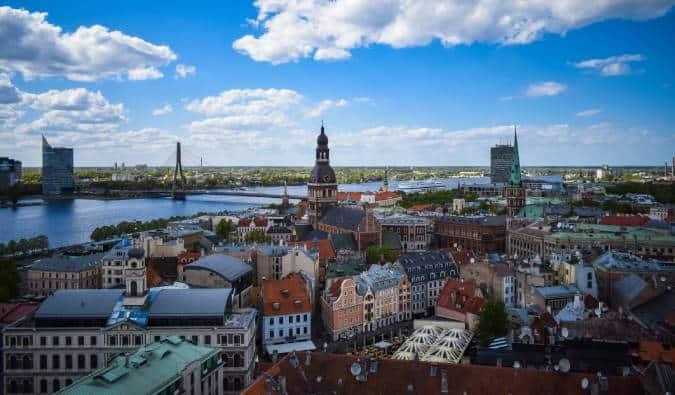 Letônia: porta de entrada para a Europa e a Rússia